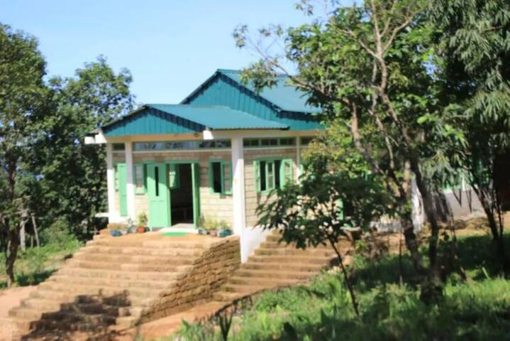 Standard Cottage at Cherrapunjee