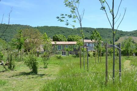 Gite La Fenière-La Référence en Drôme des Collines - Gervans - Σπίτι