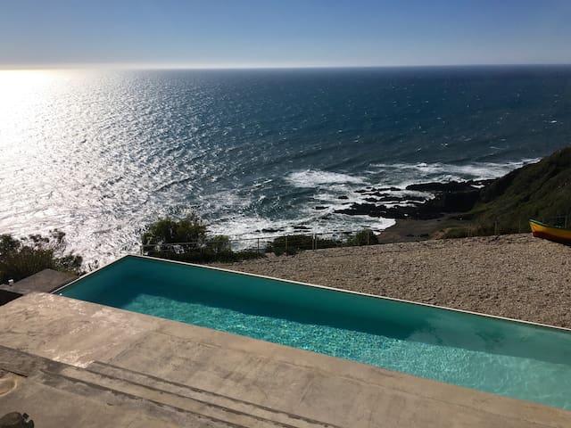 Espectacular playa privada a pasos de Pichilemu