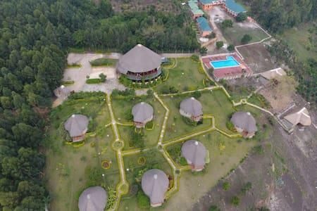 Parkview safari lodge-Kyambura - Rubirizi - Szállás a természetben