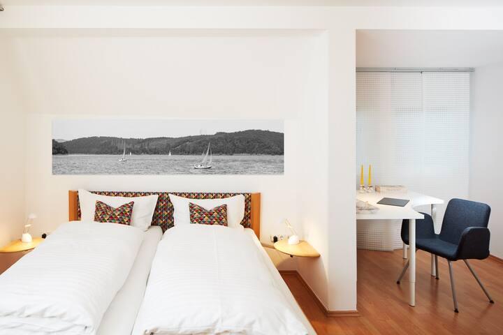 "Doppelzimmer "" Sauerland 17"" - Attendorn - Pension"