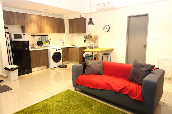 Smart home system equipped studio @ HYVE - Cyberjaya