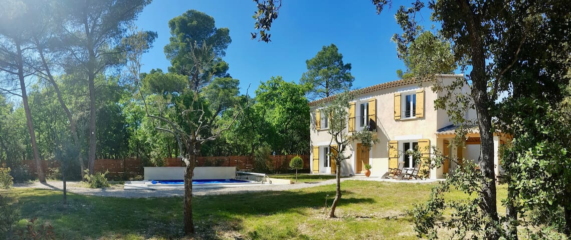 Pretty Provencal house at the foot of Mont Ventoux