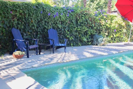 Private Oasis Encino Guesthouse w/Shared Pool