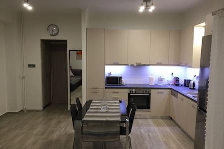 Nikos Sepolia Metro Apartment - Athina