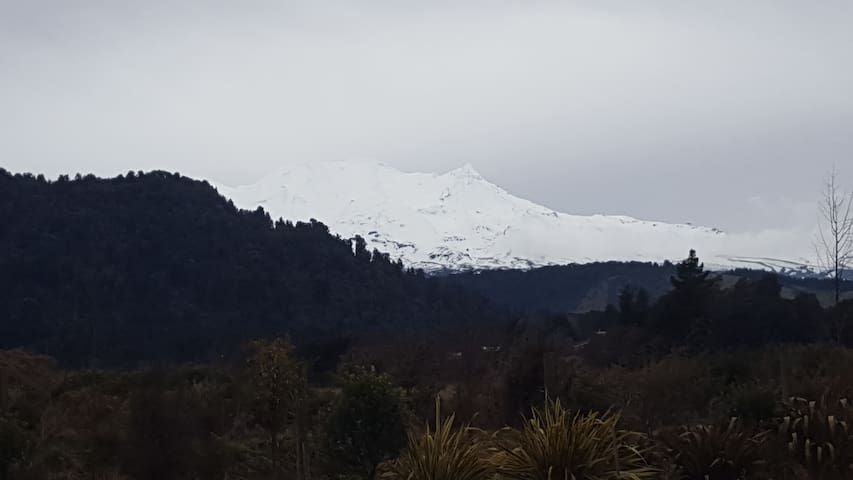Secluded Mountain Chalet - Ohakune - Bungalo