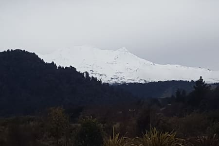 Secluded Mountain Chalet - Ohakune - Chalet