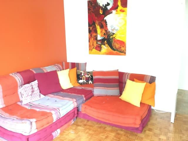 MNZ - Gif-sur-Yvette - Apartament