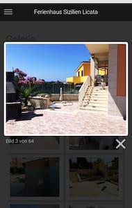 Villino Licata Beach - Licata