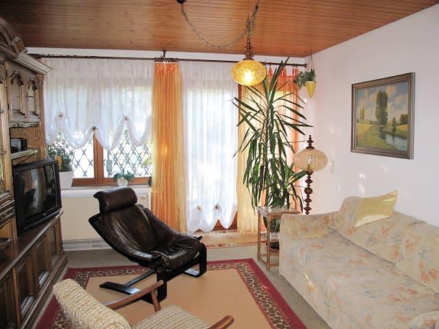 Apartment Haus Angstenberger in Reinerzau - Reinerzau - Lägenhet