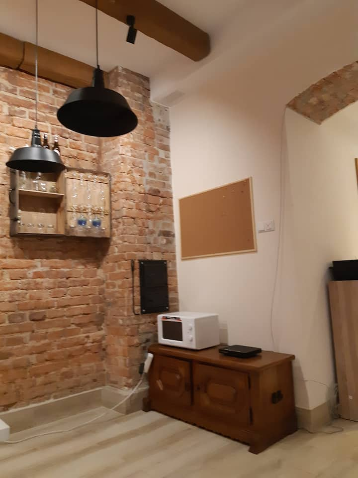 Apartament w samym sercu Wałbrzycha