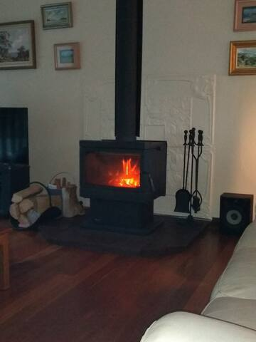 enjoy a night in front of the cosy fire
