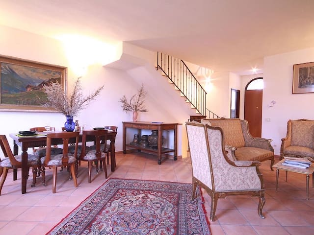 Capalbio-Retreat. Charming apartment near sea for8 - Pescia Fiorentina - Appartement