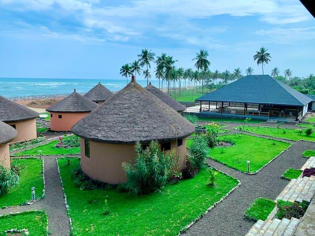 Lemon Beach Resort Deluxe African Villa+breakfast