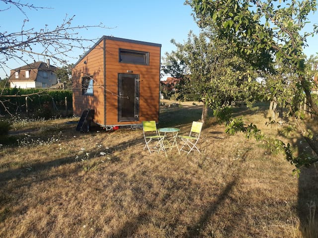 Dambach la ville : tiny house en pleine nature