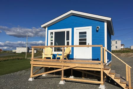 Cozy Cabin for Two @TheStagesNL near Mistaken Pt