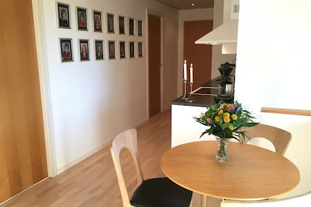 Room in apartment with access to wellness (no 2) - Hillerød