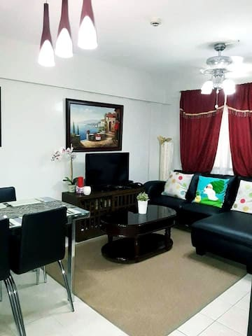 2BR FULLY FURNISHED CONDO FOR RENT