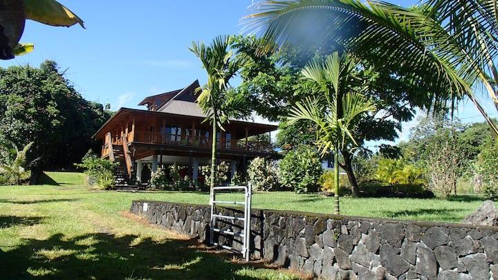 Hawaii Hilo Bamboo Getaway Keaukaha