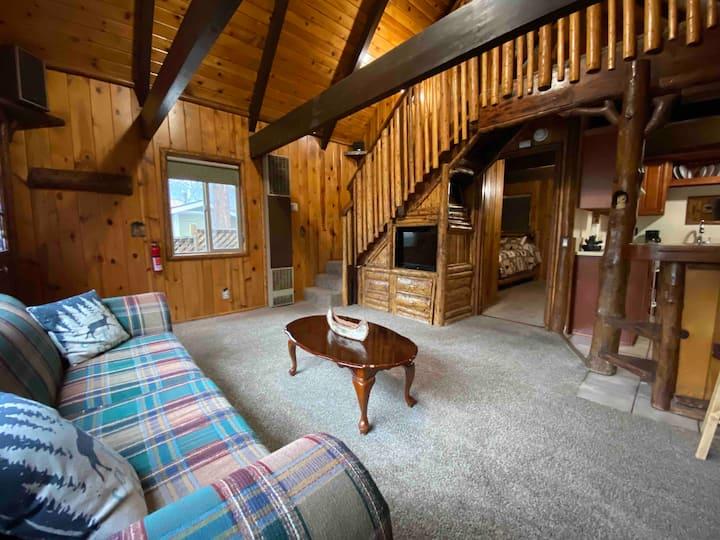 Enchanted Cozy Cabin