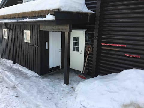 Nordseter, hytte