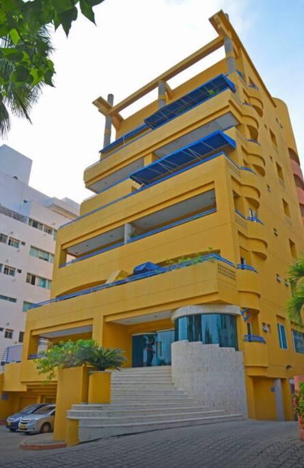 Edificio Boquilla Marina Club
