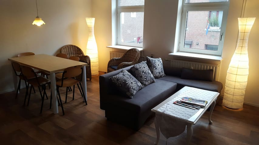 Fully furnished Airbnb 1 appartment - Maastricht - Wohnung