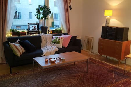 Pretty apartment 5 min from the Centralstation - Uppsala