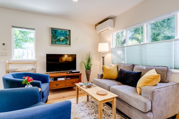 Cozy and Bright Guesthouse near Amazon Park