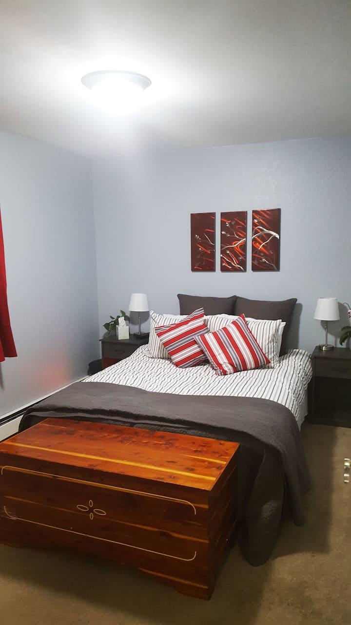 Cozy Boulder Private Room Getaway