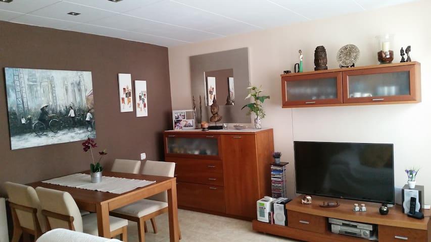 Habitación  Doble centro Viladecans - Viladecans - Apartment