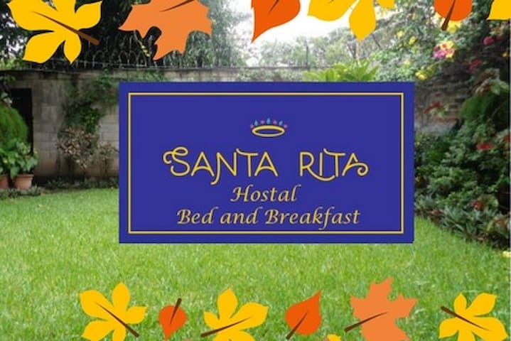 Hostal Santa Rita bed and breakfast, El Salvador