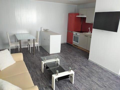 Přátelský útulný apartmán v centru města Vyškov