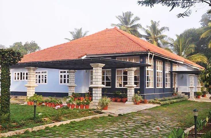 Blissful House - Near Kuppalli, Thirthahalli