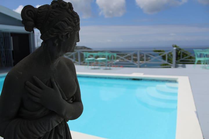 Caribia Cottage-Elegant Villa w/Private Pool