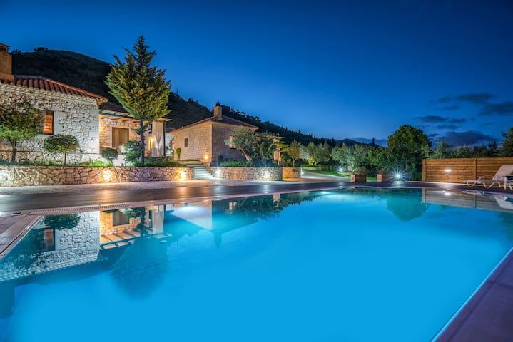 San Antonio Villas Zante - Pantokratoras/ Zakynthos - Villa