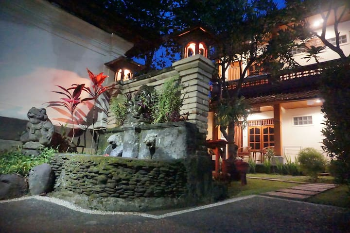cheap  guest  house in ubud