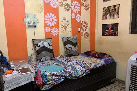 Cozy Smart Private Room near metro station in city