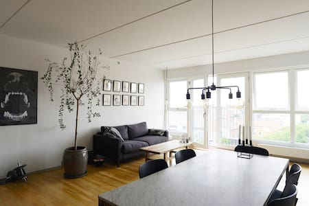 Penthouse apartment in Copenhagen - Apartment