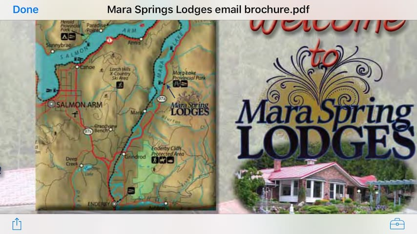 Mara Spring lodges - Mara