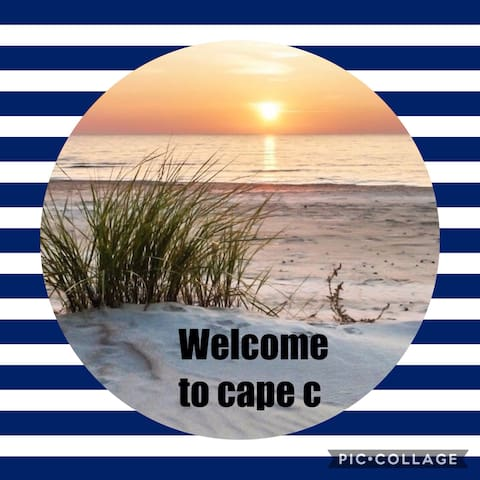 CAPE C welcomes you to a beautiful beach getaway.