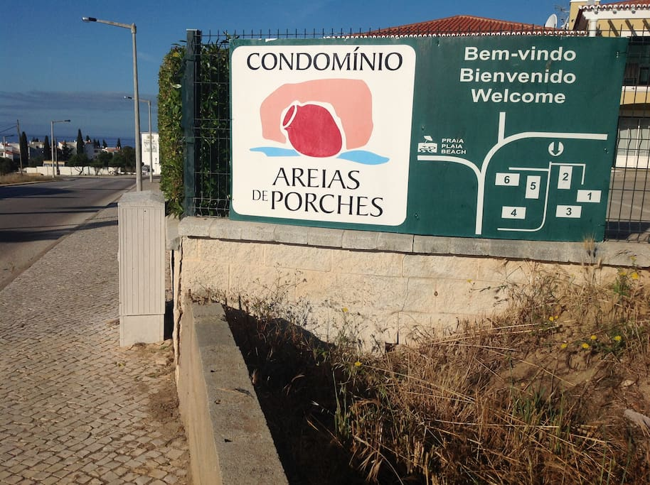 Welcome to Areias de Porches.