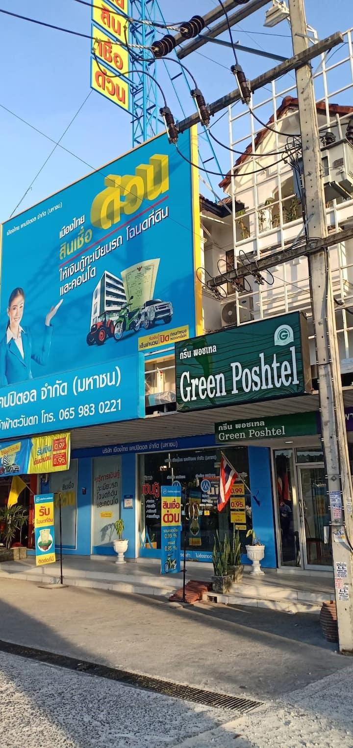 Green Poshtel
