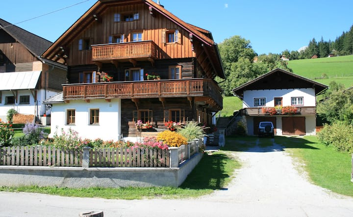Gästezimmer mit Frühstück am Schmiedlehnerhof