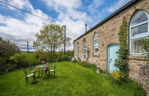 Luxury converted chapel in rural Northumberland