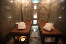 Haven Spa - massage room