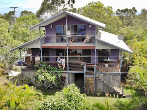 24 Bay Drive, stylish Home ,sweeping water views