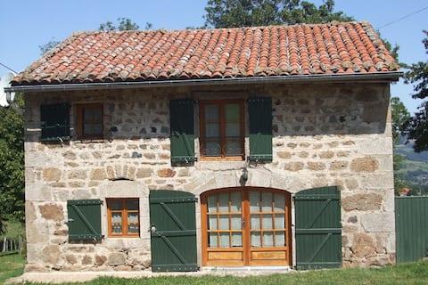Bel appartement à Juvinas (France) avec vue sur la montagne