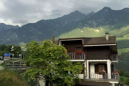 Chalet Relax in pieno sole - Challand-saint-victor - Apartment