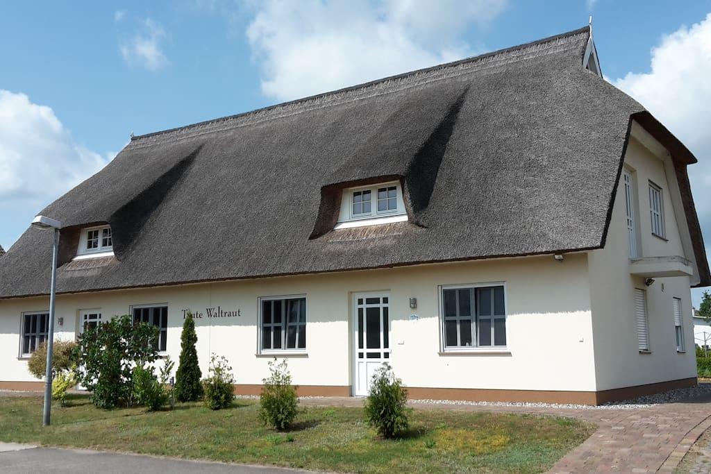 Doppelhaus mit je 85m² pro Wohnung